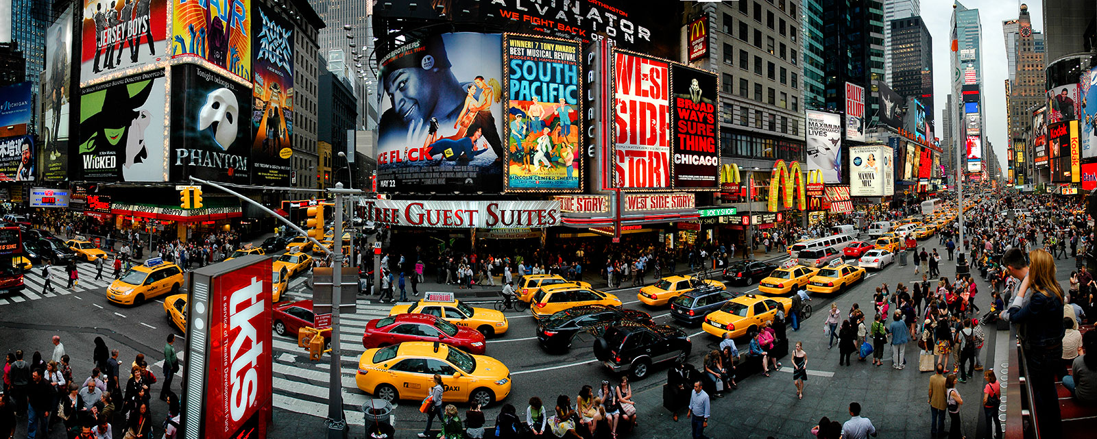 Times-Square-Corner-Panorama-2-Aidan-Siobhan-Melvilles-Wedding-by-Alex-Baker-Pho