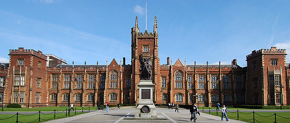 Foundation at Queens University Belfast
