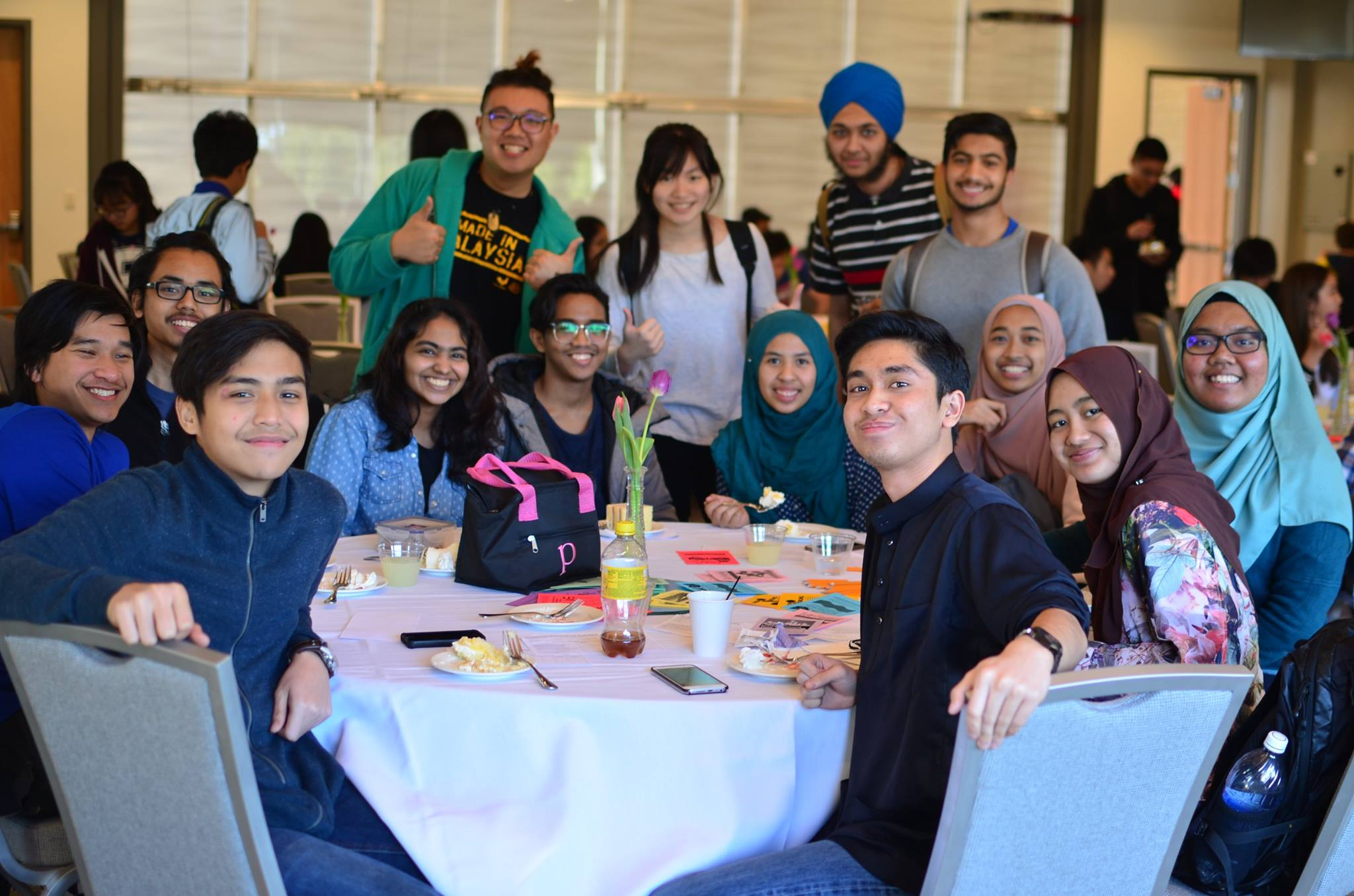 Malaysians in GRC