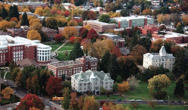 study in USA Oregon State University