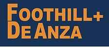 Foothill De Anza College logo