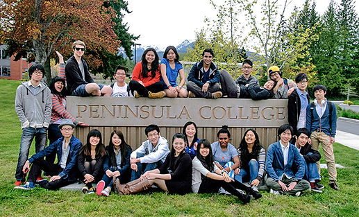Peninsula College, Port Angeles, USA