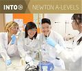 INTO Newton A levels science and medicin