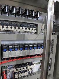 Automatisation d'une usine de crevettes