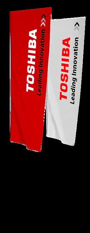 Bandiera poliestere nautico 250x80 cm ( solo bandiera )