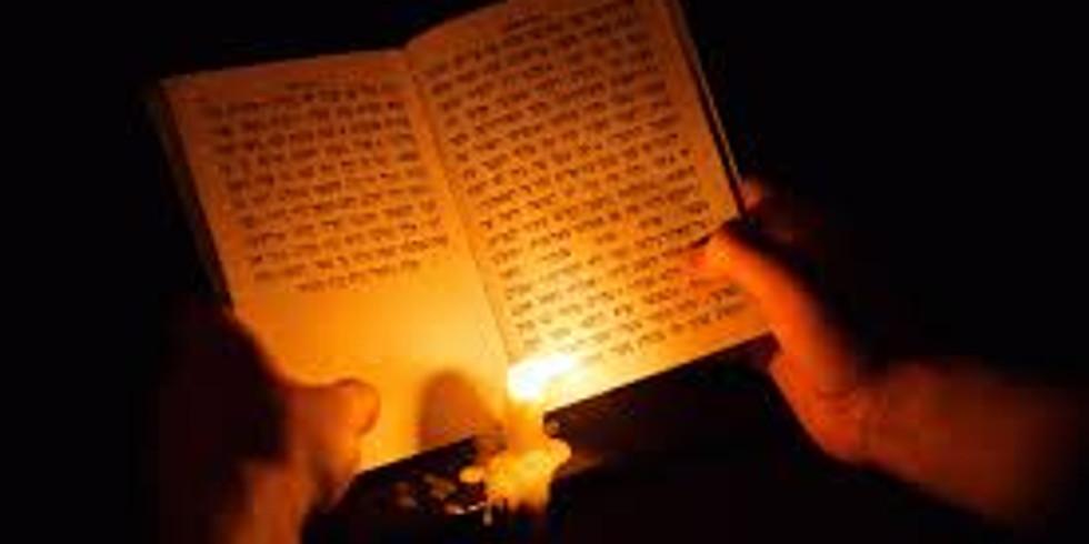 Reading of Megilat Eicha