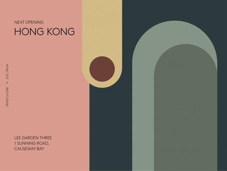 HONG KONG – ABERTURA | OPENING