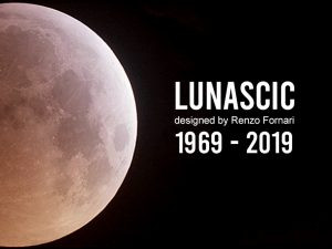 LUNASCIC: 1969 – 2019