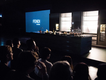EVENTO FENDI CUCINE NA 'VIA SOLARI' | FENDI CUCINE EVENT IN 'VIA SOLARI'
