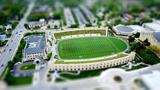 architecture-athletic-field-blur-buildin