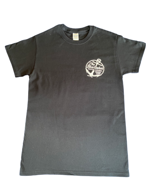 Blue Anchor T Shirt