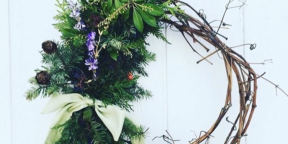 PRIVATE Wreath Making for Summer Houlihan