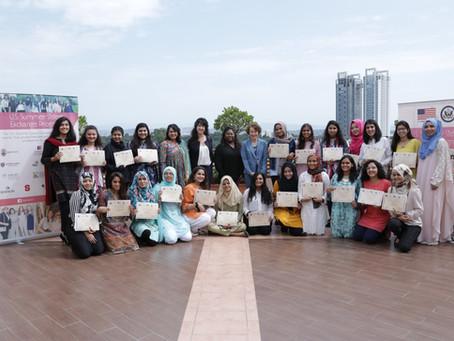 The U.S. Summer Sisters Exchange Program- Reentry Seminar 2019