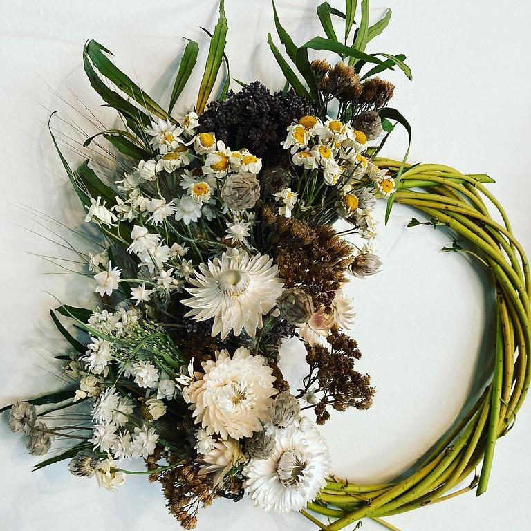 IN PERSON Wreath Making Workshop
