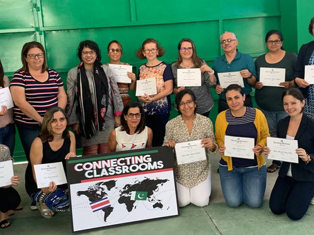 Connecting Classrooms, iEARN Central American Teachers Workshop