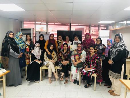 "SIE Professional Development Workshop on ""Activity Based Teaching"""