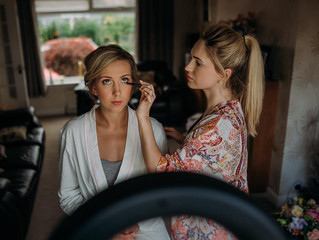 The Importance of booking a Bridal Makeup Artist