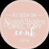 scottish wedding directory badge
