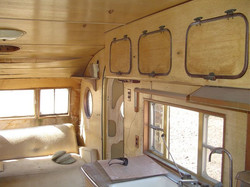 Interior of original Airfloat