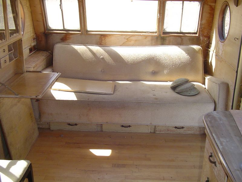 The original couch
