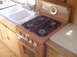 Original stove