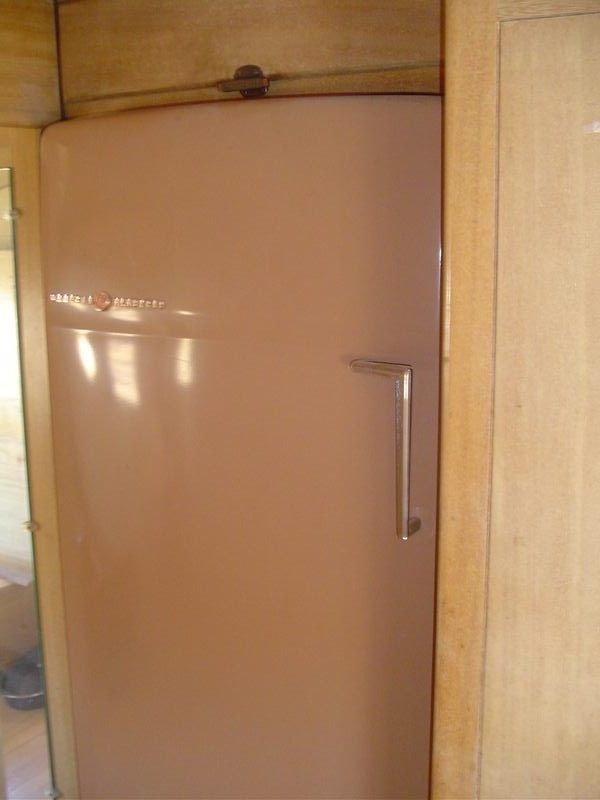 Original Kelvinator fridge