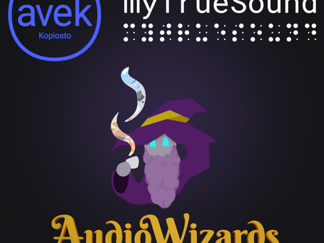AVEK supporting us again! A step closer to the AudioWizards-Multiplayer