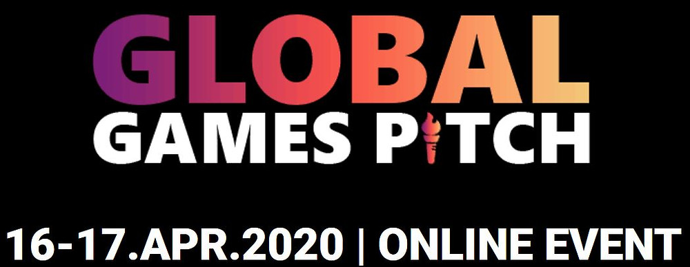 Capture of the Global Games Pitch event logo