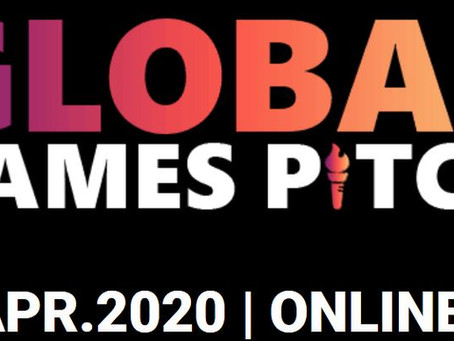Pitching at Global Games Pitch