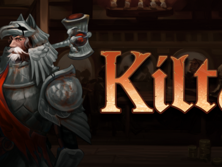 It's official! --> Kilta in gamestores