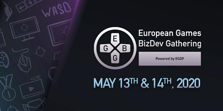 Logo of the EGBG event