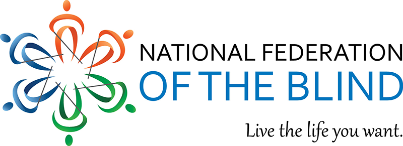 Logo of the National Federation of the Blind