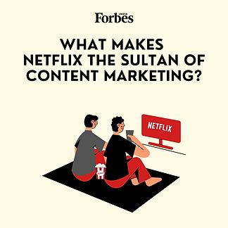 Netflix Content Marketing Abhik Choudhury
