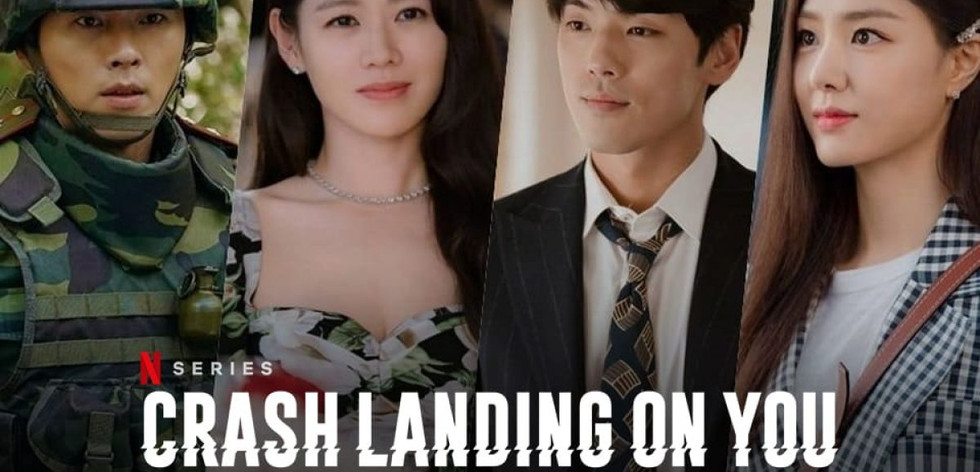 Crash Landing On You (Korean TV Series)