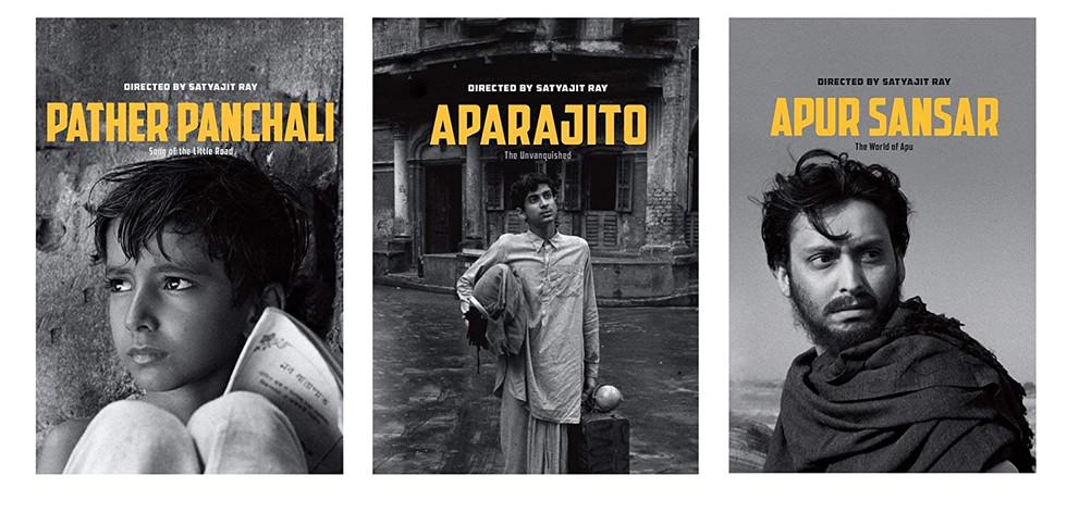 Pather Panchali | Aparajito | Apur Sansar (Bengali)