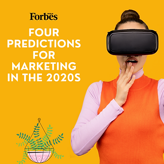 Marketing Prediction 2020 Abhik Choudhury