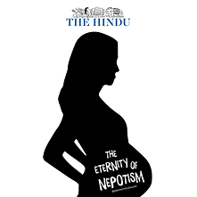 Abhik Choudhury The Hindu Nepotism