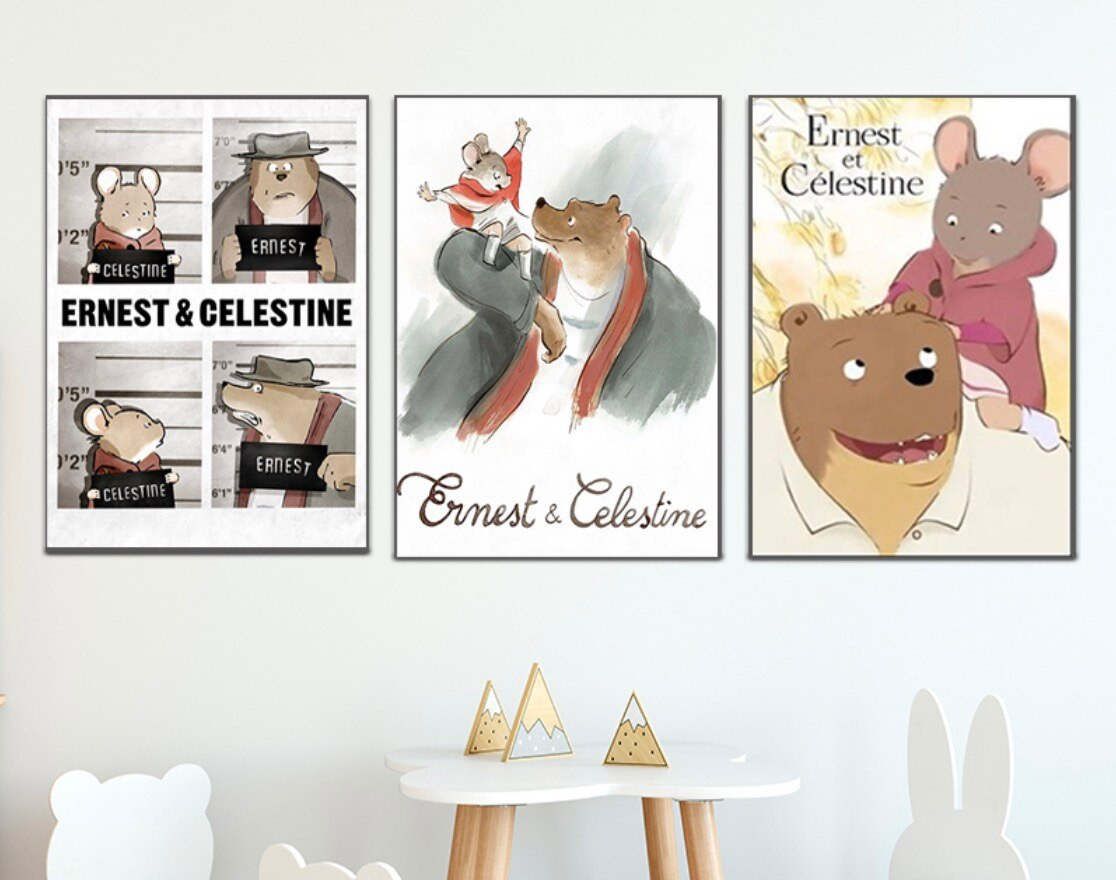 Ernest and Celestine (French)