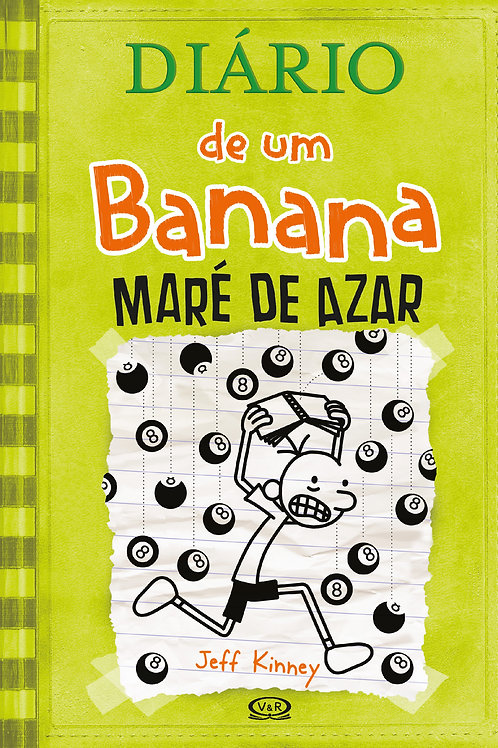 Diário de um Banana - Vol. 08 - Maré de Azar