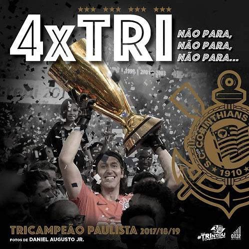 Corinthians - Quatro Vezes Tri