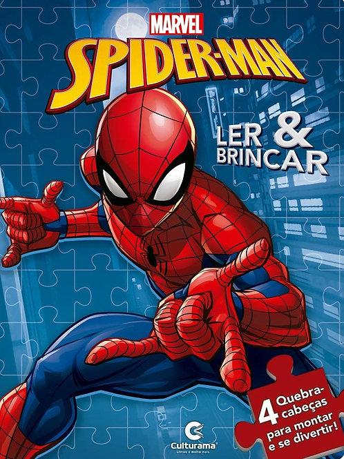 Quebra Cabeça - Spider-man