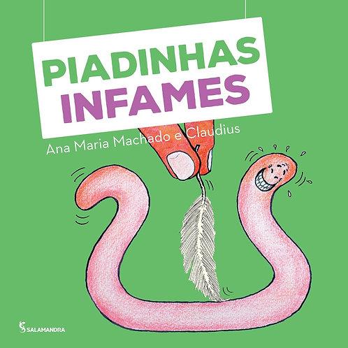 Piadinhas Infames - Ana Maria Machado