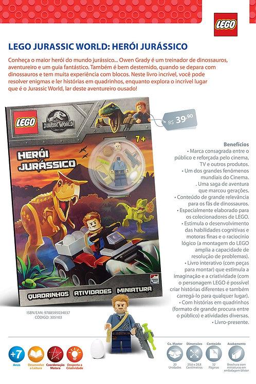 Lego Jurassic World: Herói Jurássico