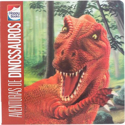 Aventuras de Dinossauros - Animais Perigosos