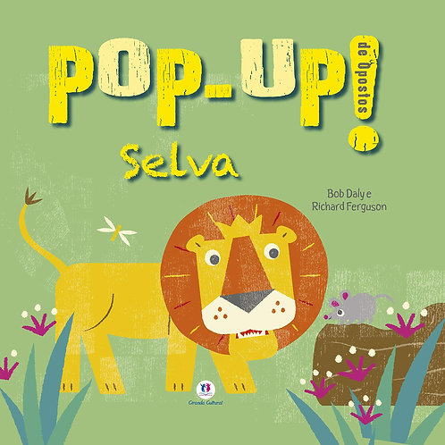 Pop-Up Opostos - Selva