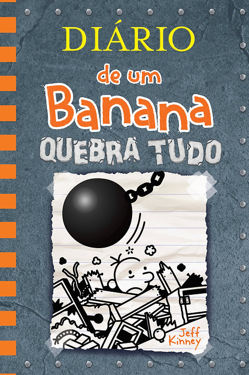 Diário de um Banana - Vol. 14 - Quebra Tudo