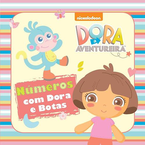Livro de Banho - Dora a Aventureira