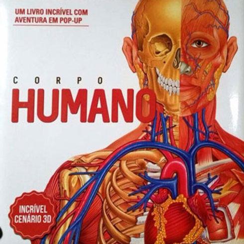 Livro Cenário - Corpo Humano