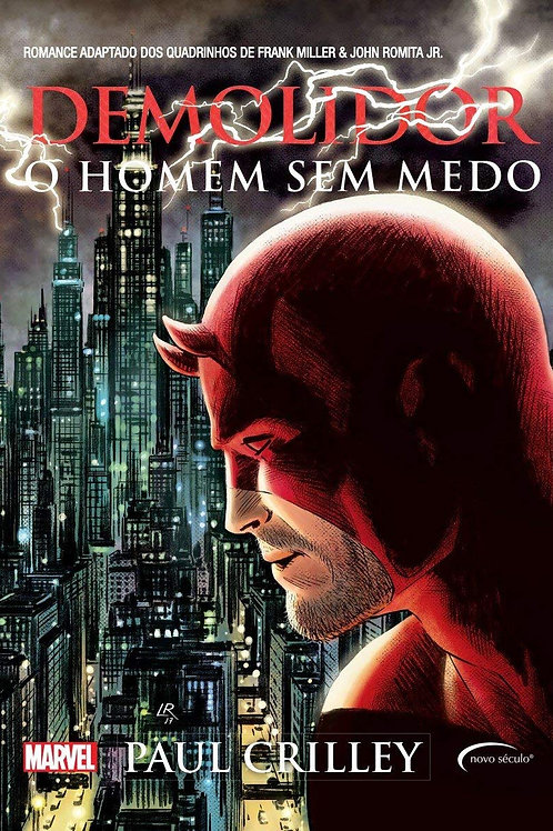 Marvel - Demolidor - O Homem Sem Medo