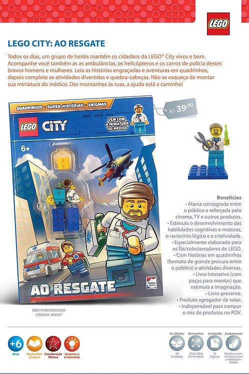 Lego City: Ao Resgate